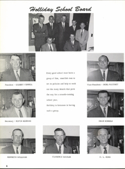 Page 10, 1962 Edition, Holliday High School - Eagle Yearbook (Holliday, TX) online yearbook collection