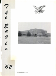 Page 5, 1962 Edition, Holliday High School - Eagle Yearbook (Holliday, TX) online yearbook collection