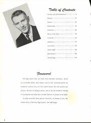 Page 6, 1962 Edition, Holliday High School - Eagle Yearbook (Holliday, TX) online yearbook collection