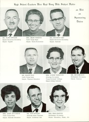 Page 15, 1966 Edition, Holliday High School - Eagle Yearbook (Holliday, TX) online yearbook collection