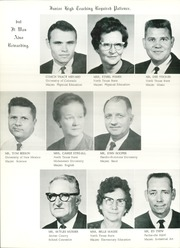 Page 16, 1966 Edition, Holliday High School - Eagle Yearbook (Holliday, TX) online yearbook collection