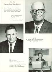 Page 9, 1966 Edition, Holliday High School - Eagle Yearbook (Holliday, TX) online yearbook collection
