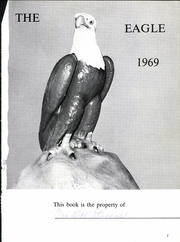 Page 5, 1969 Edition, Holliday High School - Eagle Yearbook (Holliday, TX) online yearbook collection