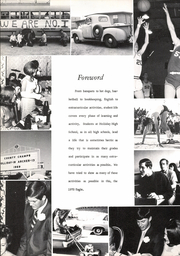 Page 8, 1970 Edition, Holliday High School - Eagle Yearbook (Holliday, TX) online yearbook collection