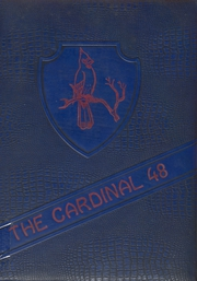 Page 1, 1948 Edition, Sabine High School - Cardinal Yearbook (Gladewater, TX) online yearbook collection