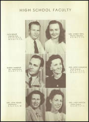 Page 17, 1948 Edition, Sabine High School - Cardinal Yearbook (Gladewater, TX) online yearbook collection