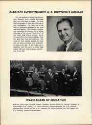 Page 12, 1956 Edition, Moore High School - Lion Yearbook (Waco, TX) online yearbook collection