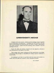 Page 13, 1956 Edition, Moore High School - Lion Yearbook (Waco, TX) online yearbook collection