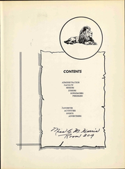 Page 9, 1956 Edition, Moore High School - Lion Yearbook (Waco, TX) online yearbook collection