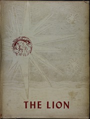 Page 1, 1963 Edition, Moore High School - Lion Yearbook (Waco, TX) online yearbook collection