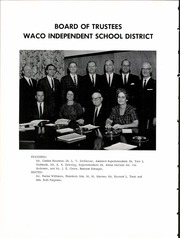 Page 12, 1963 Edition, Moore High School - Lion Yearbook (Waco, TX) online yearbook collection