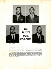 Page 11, 1964 Edition, Moore High School - Lion Yearbook (Waco, TX) online yearbook collection
