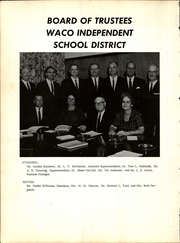 Page 14, 1964 Edition, Moore High School - Lion Yearbook (Waco, TX) online yearbook collection
