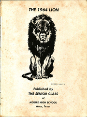 Page 5, 1964 Edition, Moore High School - Lion Yearbook (Waco, TX) online yearbook collection