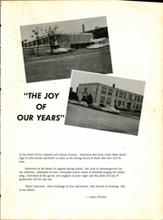 Page 9, 1964 Edition, Moore High School - Lion Yearbook (Waco, TX) online yearbook collection