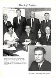 Page 11, 1969 Edition, Moore High School - Lion Yearbook (Waco, TX) online yearbook collection