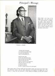 Page 12, 1969 Edition, Moore High School - Lion Yearbook (Waco, TX) online yearbook collection