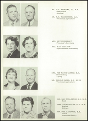 Page 12, 1958 Edition, Hamlin High School - Piper Yearbook (Hamlin, TX) online yearbook collection