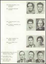 Page 13, 1958 Edition, Hamlin High School - Piper Yearbook (Hamlin, TX) online yearbook collection