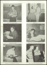Page 14, 1958 Edition, Hamlin High School - Piper Yearbook (Hamlin, TX) online yearbook collection