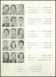 Page 6, 1958 Edition, Hamlin High School - Piper Yearbook (Hamlin, TX) online yearbook collection