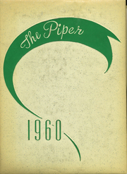 1960 Edition, Hamlin High School - Piper Yearbook (Hamlin, TX)