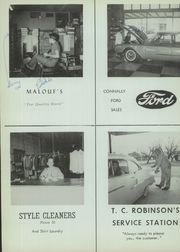Page 112, 1960 Edition, Hamlin High School - Piper Yearbook (Hamlin, TX) online yearbook collection