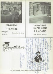 Page 115, 1960 Edition, Hamlin High School - Piper Yearbook (Hamlin, TX) online yearbook collection