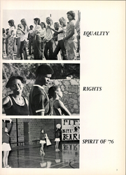 Page 11, 1976 Edition, Hamlin High School - Piper Yearbook (Hamlin, TX) online yearbook collection