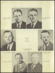 Page 10, 1948 Edition, Anson High School - Tiger Yearbook (Anson, TX) online yearbook collection