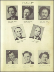 Page 11, 1948 Edition, Anson High School - Tiger Yearbook (Anson, TX) online yearbook collection