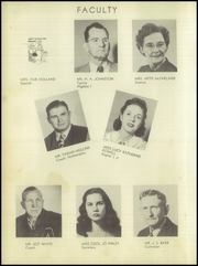 Page 12, 1948 Edition, Anson High School - Tiger Yearbook (Anson, TX) online yearbook collection