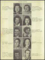 Page 16, 1948 Edition, Anson High School - Tiger Yearbook (Anson, TX) online yearbook collection