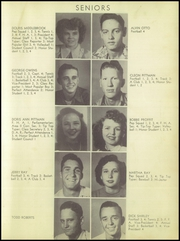 Page 17, 1948 Edition, Anson High School - Tiger Yearbook (Anson, TX) online yearbook collection