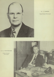 Page 12, 1950 Edition, Anson High School - Tiger Yearbook (Anson, TX) online yearbook collection