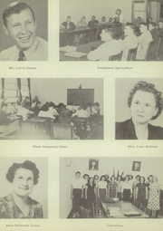 Page 14, 1950 Edition, Anson High School - Tiger Yearbook (Anson, TX) online yearbook collection