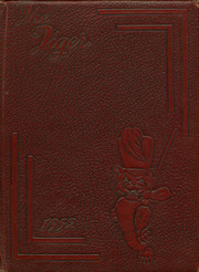 Anson High School - Tiger Yearbook (Anson, TX) online yearbook collection, 1952 Edition, Page 1