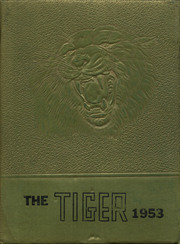 Anson High School - Tiger Yearbook (Anson, TX) online yearbook collection, 1953 Edition, Page 1