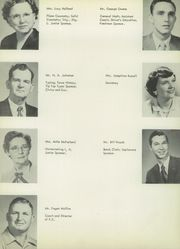 Page 16, 1953 Edition, Anson High School - Tiger Yearbook (Anson, TX) online yearbook collection
