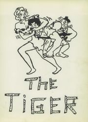 Page 7, 1953 Edition, Anson High School - Tiger Yearbook (Anson, TX) online yearbook collection