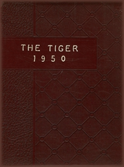 Troup High School - Tiger Yearbook (Troup, TX) online yearbook collection, 1950 Edition, Page 1