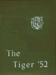 Page 1, 1952 Edition, Troup High School - Tiger Yearbook (Troup, TX) online yearbook collection