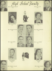 Page 13, 1952 Edition, Troup High School - Tiger Yearbook (Troup, TX) online yearbook collection