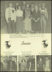 Page 16, 1952 Edition, Troup High School - Tiger Yearbook (Troup, TX) online yearbook collection