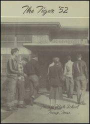 Page 7, 1952 Edition, Troup High School - Tiger Yearbook (Troup, TX) online yearbook collection