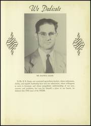 Page 9, 1952 Edition, Troup High School - Tiger Yearbook (Troup, TX) online yearbook collection