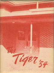 Troup High School - Tiger Yearbook (Troup, TX) online yearbook collection, 1954 Edition, Page 1