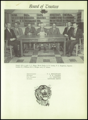 Page 13, 1958 Edition, Troup High School - Tiger Yearbook (Troup, TX) online yearbook collection