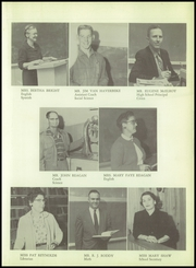 Page 15, 1958 Edition, Troup High School - Tiger Yearbook (Troup, TX) online yearbook collection