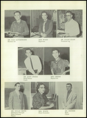 Page 16, 1958 Edition, Troup High School - Tiger Yearbook (Troup, TX) online yearbook collection